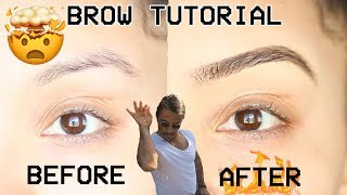 BEST Eyebrow Tutorial For a Natural, Sculpted Look