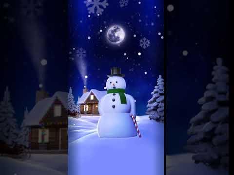 [Samsung Theme-Live Wallpaper]Winter House