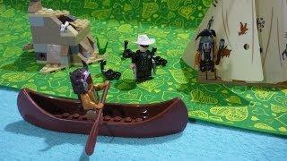 Lego 79107 Campamento Comanche [hd] - Lego 79107 Comanche Camp [hd]