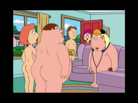family guy lois nude