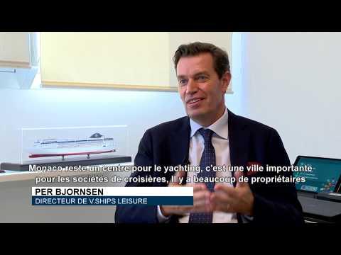 MEB : portrait d'entreprise : V.Ships Monaco