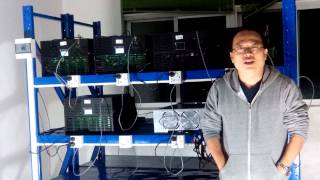 The Most Diversified, Disclosed Mining Farm in The World (Bitcoin, DASH, Litecoin, Ethereum)