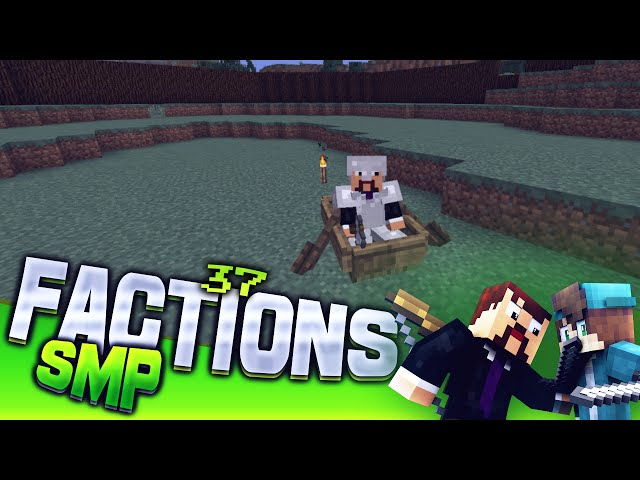 Minecraft Factions SMP #37 - Vikings?! (Private 1.9 Factions Server)