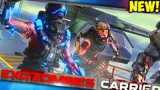 "Call of Duty: Advanced Warfare EXO ZOMBIES ""CARRIER"" TRAILER - ""SUPREMACY"" Map Pack 3 Trailer!"