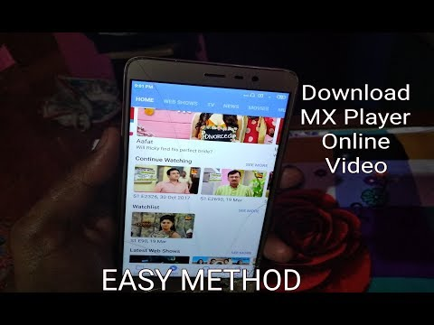 How To Download MX Player Online Video