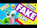 We found funny fake LPS online and we bought one!   - Try not to laugh