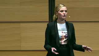 Beyond the Canvas | Reagan Corbett | TEDxLadyBirdLake