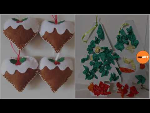 Simple Christmas Crafts Easy And Cheap Diy Christmas