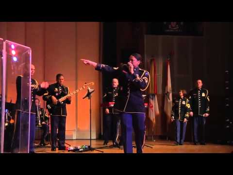 """The Who (10 of 10) """"Won't Get Fooled Again"""", The U.S. Army Band """"Pershing's"""
