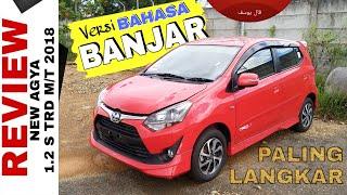 LANGKAR BANAR - Maitih AGYA 1.2 TRD Toyota Banjarmasin