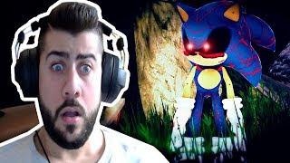 Sonic EXE en 3D Juego de Terror GRATIS The