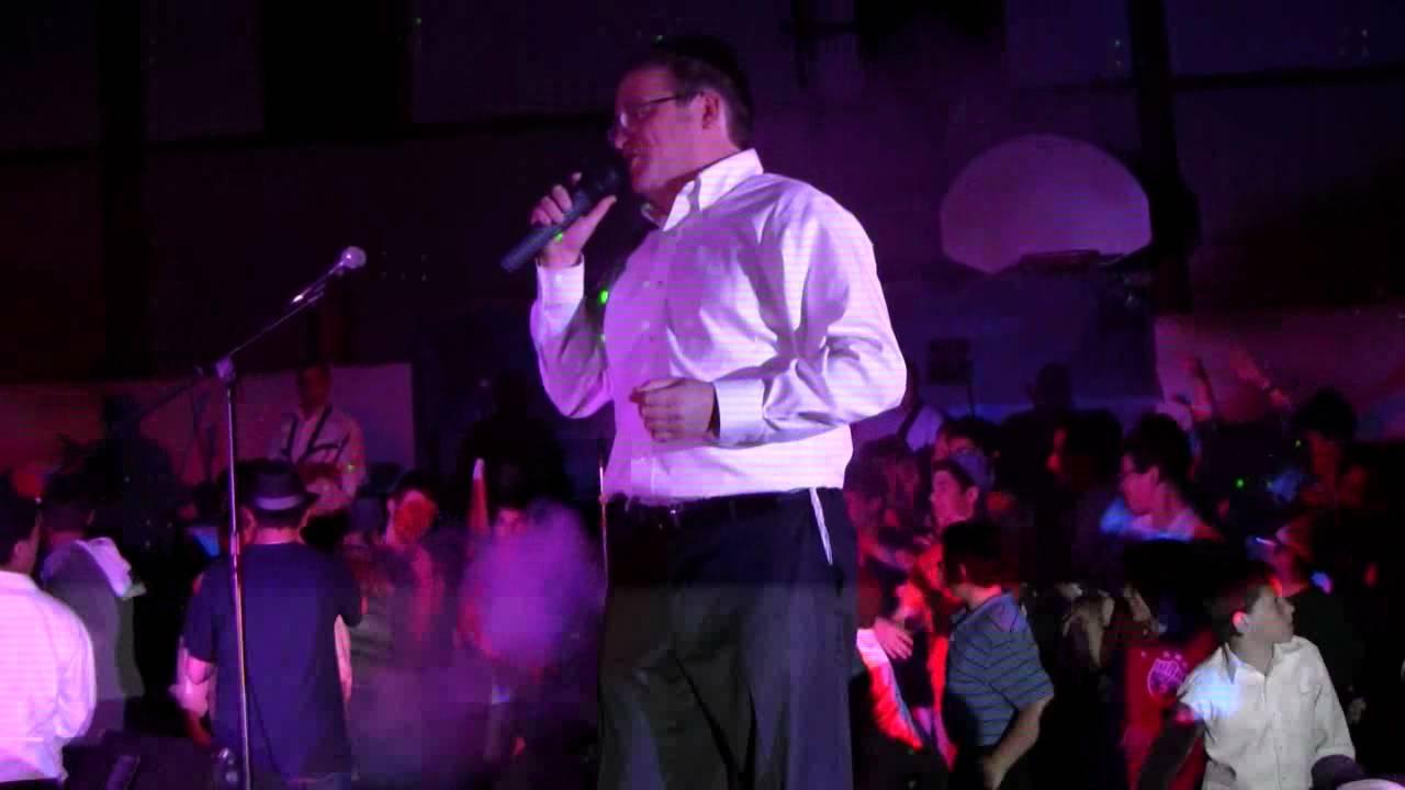 Camp Agudah Toronto Baruch Levine Concert 2011 P.3