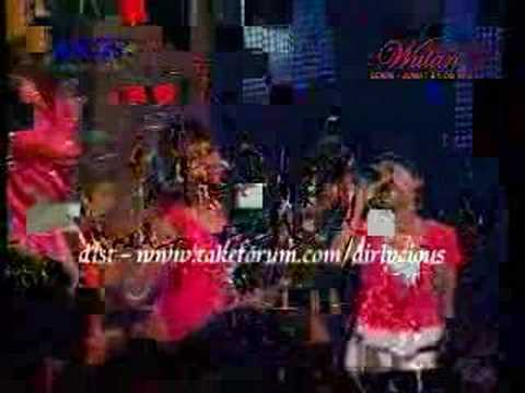 Indonesian idol - Lets Dance Together