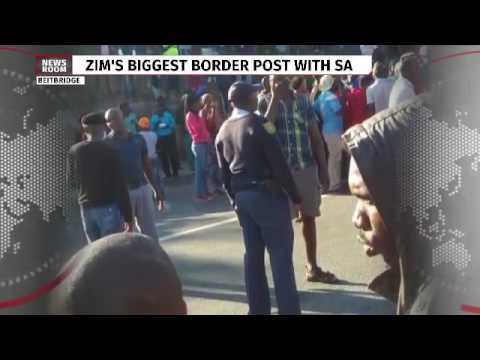 Beitbridge border closed due to protests over new import regulations