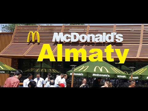 McDonalds Рестораны