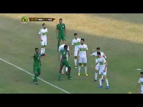 NIGERIA  vs  ALGERIA Full Match   2018 World Cup Qualifiers