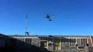 Крушение вертолета АН-64