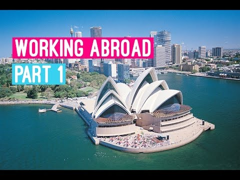Working abroad : Malaysia, Singapore, Sydney | MAKE IT HAPPE