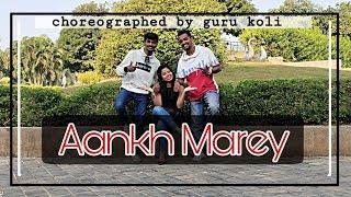 SIMMBA: Aankh Marey Dance Cover | Hi-G-Nik | Ranveer Singh, Sara Ali Khan | Mika, Neha Kakkar