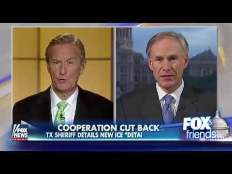 Texas Gov. Greg Abbott on Fox & Friends