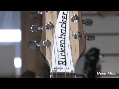 Manchester Music Mill - Rickenbacker 360 Mapleglo