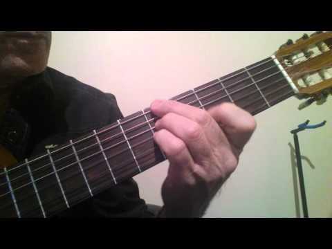 One Note Samba (Samba de Uma Nota so) - Carlos Jobim - Guitar Chords by Alan Samuel