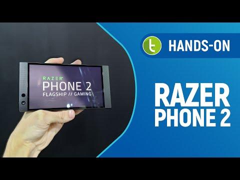 Razer Phone 2 chega com correções e deve ser vendido no Brasil