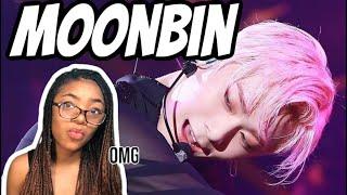 Astro (moonbin)_ 24hours_ dance cover (reaction)