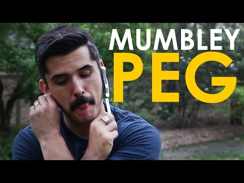 How to Play Mumbley Peg | The Art of Manliness