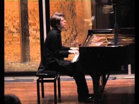 Pianist Severin von Eckardstein plays Ravel: Alborada del gracioso