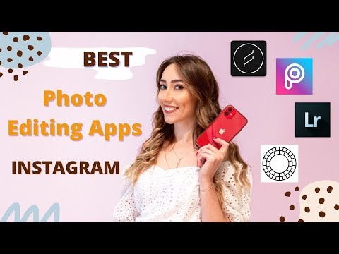 4 Best Photo Editing Apps 2021 (IOS/Android)