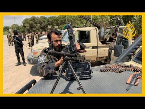 ليبيا.. مرتزقة فاغنر يعيدون انتشارهم وواشنطن تتهمهم  - نشر قبل 3 ساعة