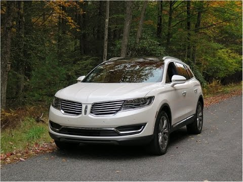 Lincoln Mkx 2017 Car Review