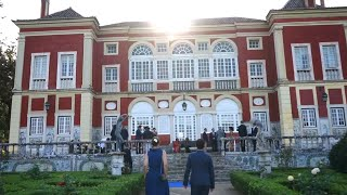 Dorcas & Nicolas wedding - Marqueses de Fronteira Palace by Lisbon Wedding Planner