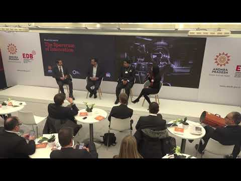 Raj Ganguly at Technologies for Tomorrow Davos 2019 #1