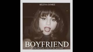 Selena gomez - boyfriend ( instrumental ...