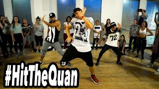 HIT THE QUAN DANCE (Class) | #HitTheQuan @MattSteffanina Choreography @iHeartMemphis