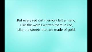 "Cole Swindell ""The Back Roads And The Back Row"" - Lyrics"