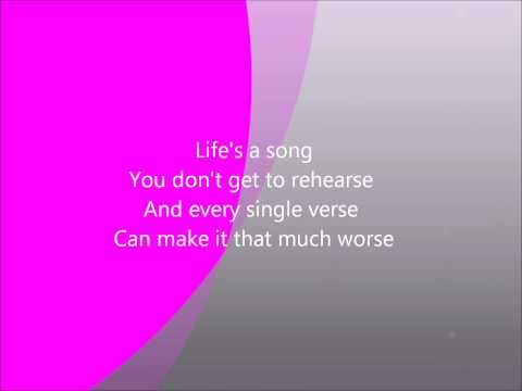 Life's a show from buffy the vampire slayer with lyrics