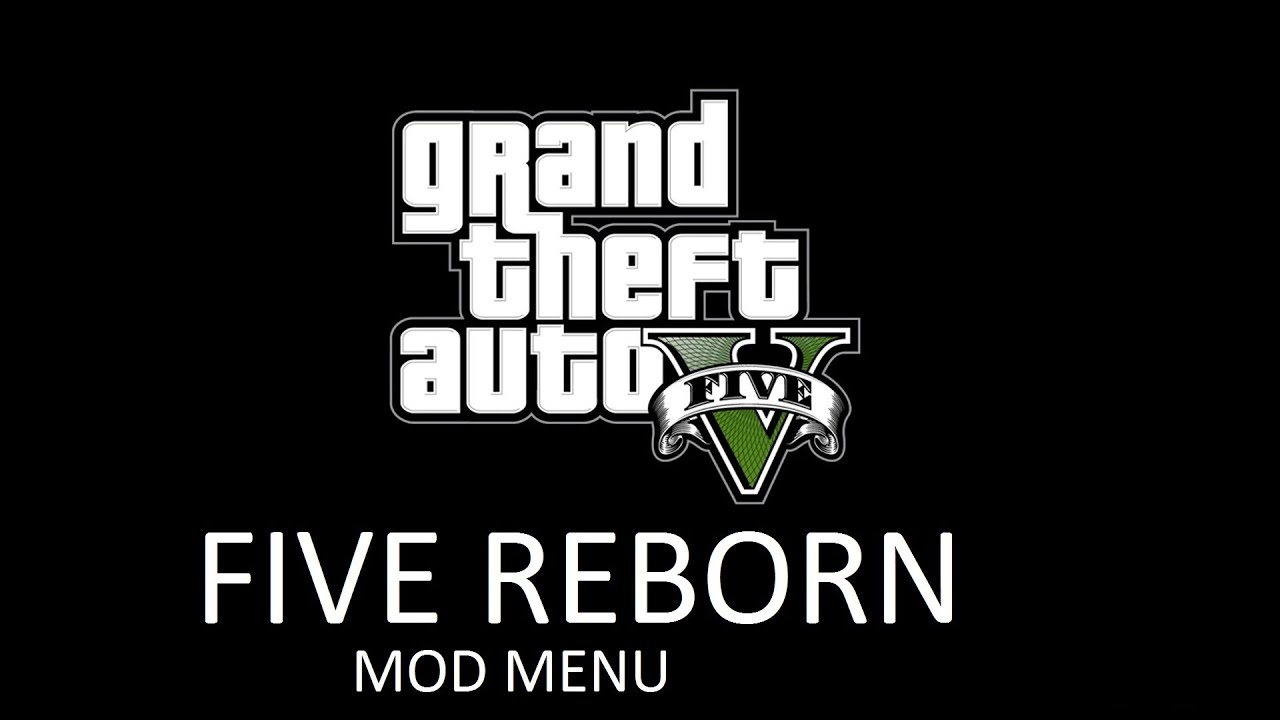 How to install mod menu - Five Reborn