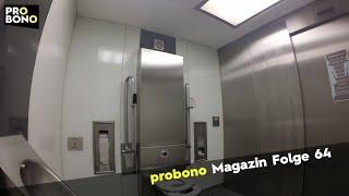 probono Magazin Folge 64: Akte X im Automatik-Klo