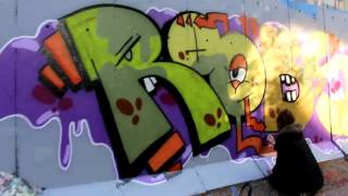 RUBY GRAFFITI LEEDS 2015