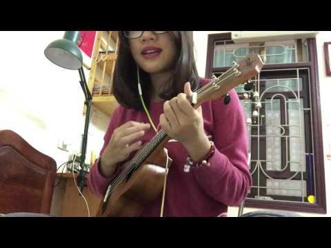 Kaze ni Naru ( The Cat Returns OST ) - ukulele cover