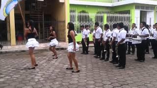 Desfile del 15 de Septiembre 2014 Joyabaj, Quiché, Guatemala - Parte 2