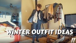 WINTER OUTFIT IDEAS | Easy Winter Style 2018/2019