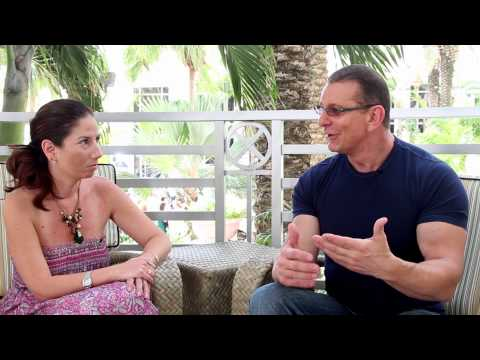 Interview Impossible: Catching Up With The Food Network's Robert Irvine