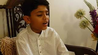 Allah Humma Saley Aala | Ramadan's beautiful Ending | Arshman Naeem