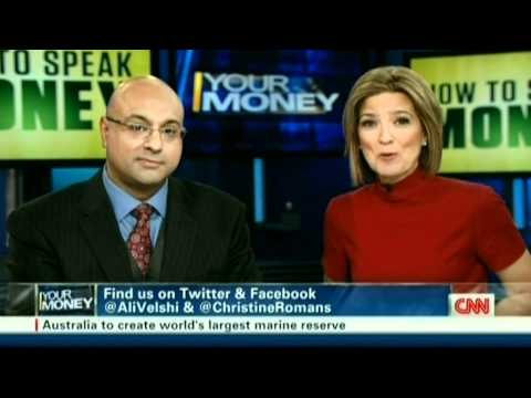 """How to Speak Money"" on CNN w/ Ali Velshi, Christine Romans & Doug Flynn, CFP"