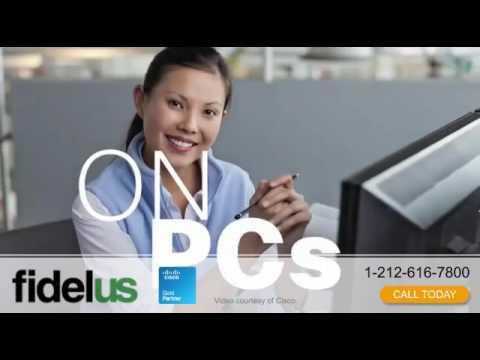 Fidelus Cisco: Jabber Anywhere Any Device