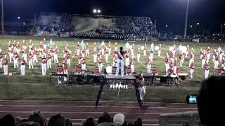 Pennsbury High School Marching Band 2013
